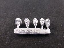 Miniaturas de estudio Segunda Guerra Mundial Guerra Mundial dos cabezas de metal Zombie alemán