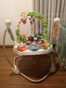 Baby Bouncer Fisher Price Musical Rainforest Jumperoo