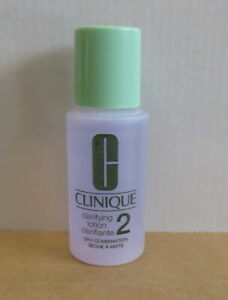 Clinique - Clarifying Lotionb #2 Dry Combination  (30ML)