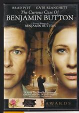 """"""" The Curious Case Of Benjamin Button """" - lightly Used DVD"""