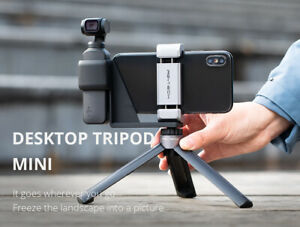 PGYTECH TRIPOD MINI FOR OSMO POCKET, GOPRO & XIAOYI
