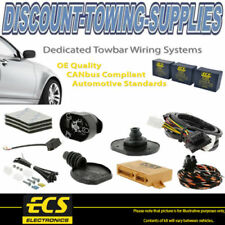 ECS 7 Pin Towbar Trailer Wiring Kit For VW Golf VI 5 dr Hatch 2008 - 2012