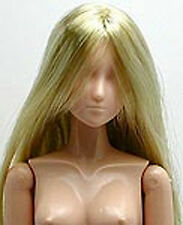 Obitsu 27cm 1/6th Scale F02WC09 Rooted Head NatBlonde