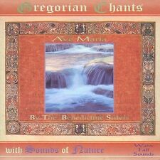 Sisters, Benedictine Ave Maria Gregorian Chants With Sounds o CD