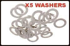 LAND ROVER DEFENDER 300TDi SUMP PLUG WASHERS PACK OF 5