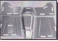Chevrolet GMC Pickup Truck Floor Pan Floorboard Stock Firewall 1937-1946 DSM