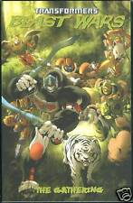 Transformers Beast Wars The Gathering New & Unread 2006