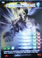 DR. WHO BATTLES IN TIME NO. 181 CYBERMAN ATTACK   RARE