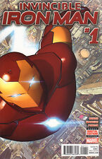US COMIC PACK INVINCIBLE IRON MAN 1-5 Marvel englisch