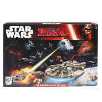 Hasbro Disney Risk Star Wars edition 2 or 4 players Age 10+