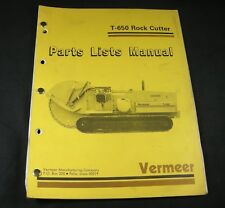 heavy equipment manuals books for vermeer tractor for sale ebay rh ebay com Vermeer LM42 Service Manual vermeer lm42 owners manual