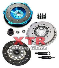 XTR HD CLUTCH KIT & 6061 T6 ALUMINUM FLYWHEEL for 92-95 BMW 325 325i 325is E36