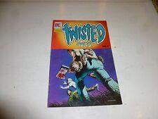 TWISTED TALES Comic - Vol 1 - No 2 - Date 04/1983 - PC Comic's