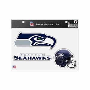 NFL Seattle Seahawks Team Magnet Set