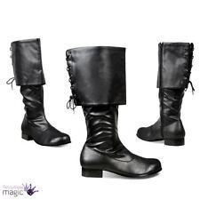 Chaussures noirs pour déguisement et costume