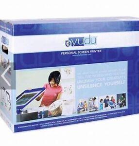 Yudu Personal Screen Printer Brand New!