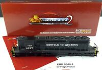 Broadway Limited Paragon2 1249 N&W EMD SD40-2 Diesel Locomotive 1627 HO DC/DCC