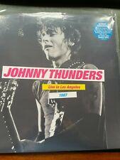 Johnny Thunders Live in Los Angeles 1987 RSD 2021 Ltd Vinyl 2lp