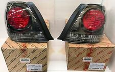 LEXUS OEM FACTORY SPORTCROSS WAGON REAR OUTER TAIL LAMP SET 2002-2003 IS300
