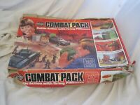 Job Lot Airfix COMBAT PACK Box Mixed CONTENTS Includes BRITAIN'S and DINKY Toys
