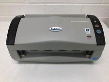 AVISION AV220 C2 35ppm 70ipm Sheetfeed Duplex Document Color Scanner Nopapertray
