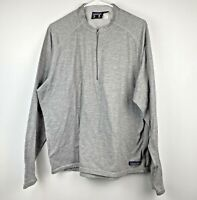 Patagonia Women's 1/4 Zip Pull Over Jacket Size Large Outdoor Hiking Clothes