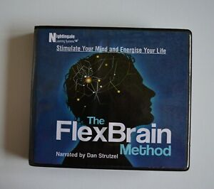 The Flex Brain Method: Nightingale Learning Systems - Audiobook - 7CDs
