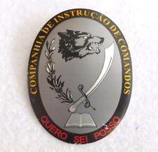 Portuguese military TRAINING COMMANDS COMANDOS unit badge