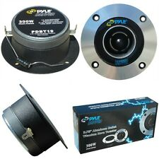COPPIA DI SUPER TWEETER PYLE PDBT19 600 WATT MAX 300 RMS 10 CM 98 DB GUARDA!!!