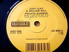 JUDY CLAY & WILLIAM BELL - PRIVATE NUMBER / JOHNNIE TAYLOR - WHO'S MAKING LOVE