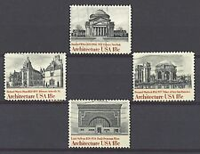 Scott #1928-31 Used Set of Four, American Architecture
