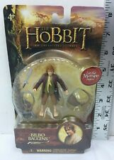 "Bilbo Baggins Hobbit An Unexpected Journey  3"" Figure New in Pack"