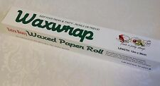Easybake 12 metre roll of Extra Heavy WAXED PAPER - 30cm wide