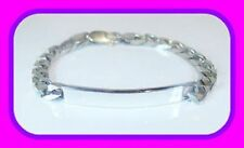 Sterling Silver Diamond 19 - 19.99cm Fine Bracelets
