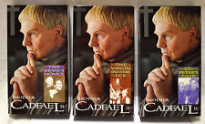 Brother Cadfael DEVIL'S NOVICE VIRGIN IN THE ICE ST. PETER'S FAIR Derek Jacobi