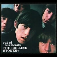 """THE ROLLING STONES """"OUT OF OUR HEADS"""" CD NEUWARE!"""