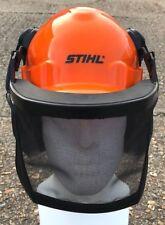stihl Fonction basique tronçonneuse Protège Casque de sécurité Set 0000 888 0803