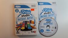 uDraw Studio: Instant Artist For Wii Puzzle Game Only - FAST AND FREE SHIPPING!!