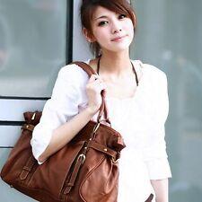 Women Retro Celebrity Crossbody Tote Shoulder Satchel Bag Hobo Handbag Purse