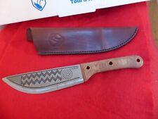 Condor Primitive Sequoia Full Tang fixed blade Sheath Ctk3906-8 knife Mib