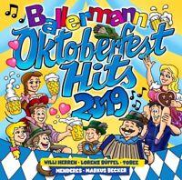 BALLERMANN OKTOBERFEST HITS 2019  2 CD NEU