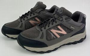 New Balance 1350 Womens Size 10 2E Waterproof Hiking Walking Shoes (1834353)
