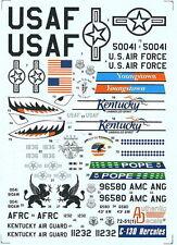 Authentic 1/72 #7251 Modern USAF C-130E/H Hercules
