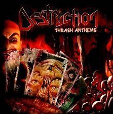 Thrash Anthems [Bonus Track] by Destruction (CD, Jan-2007, AFM Records)
