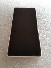 "Nokia 7 PLUS SMARTPHONE (6.0"") 64gb (Senza SIM-lock) bianco (Dual Sim) - GUASTO"