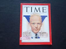 1951 JUNE 11 TIME MAGAZINE - A. WHITNEY GRISWOLD, PRESIDENT OF YALE - T 1282