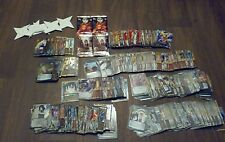 90 NARUTO CARDS ASSORTED LOT DECK WITH FOIL & RARES! 4 BOOSTER PACKS 5 Shuriken