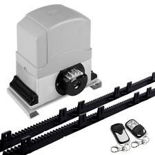 Sliding Electric Gate Opener 1200KG Automatic Motor Remote Kit Heavy Duty @TOP