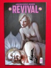 REVIVAL #4 (NM) SIGNED JENNY FRISON MIKE NORTON SOLD-OUT 1st print! Image 2012