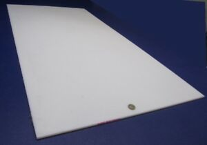 """Cast Nylon Sheet Natural (1/4"""") .250"""" Thick x 24"""" Wide x 48"""" Length"""
